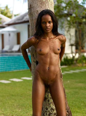 Фото афроамериканок голых